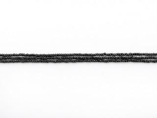 Facetteret 2-3 mm spinel kæde 45 cm